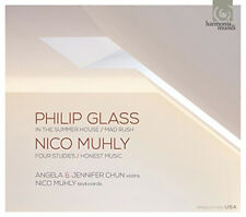 Philip Glass : Philip Glass: In the Summer House/Mad Rush/... CD (2016)