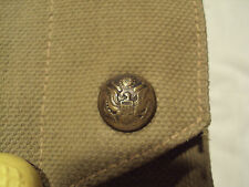 World War I .45 Double Mag Pouch RARE Eagle Snaps