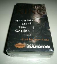 NEW The Girl Who Loved Tom Gordon by Stephen King (1999, 6 Cassettes Unabridged)