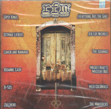 Radio Free Music, Vol. 2 by VA (CD,1998 Sony) Unknown Then... But Not Now/Sealed