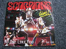 Scorpions-No one like you 7 PS-Germany-Heavy Metal-1985-Rock