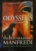 Odysseus: The oath by Valerio Massimo Manfredi (Paperback / softback) Brand New