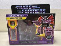G1 Transformers MindWipe Walmart Retro Reissue NEW IN HAND!