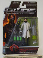 G.I. Joe Rise of Cobra Rex the doctor Lewis white coat variant made by Hasbro