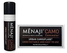 CAMO Concealer Magnum Light - for men undetectable & easy to use by menaji