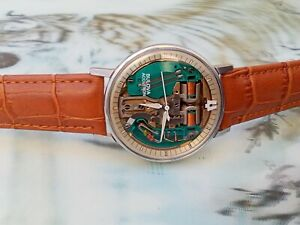 Bulova Accutron Spaceview 214 ,M5 Fully Restored