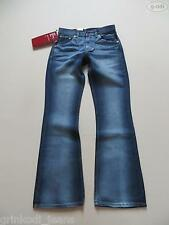 Levi's 525 Bootcut Jeans Hose, W 27 /L 32, NEU ! Vintage Washed, Hippie Denim !