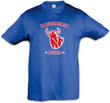 Hackensack B Kinder Jungen T-Shirt Brewster's Team Logo Millions Mannschaft