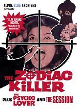 ZODIAC KILLER-1970's EXPLOITATION TRIPLE FEATURE