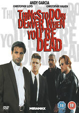 DVD:THINGS TO DO IN DENVER WHEN YOUR DEAD - NEW Region 2 UK