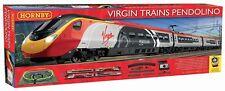 Virgin Trains Pendolino Hornby Train Set DCC Ready - R1155