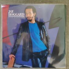 "Jay Hoggard – Love Survives, 12"" 33 rpm vinyl LP, Jazz-Funk, GR 8204, 1983 USA"