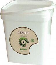 BioBizz PRE-MIX 25 Liter Grow biologisches Düngemittelgemisch Erde PreMix