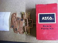Asco Contact Switch Repair Kit #106-740 with Silver Contacts 100 Amp 2 Pole