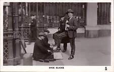 London Life. Shoe Blacks by Tuck. Postcard # 3714.