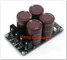 4*10000uF/100V high quality power supply board for power amp DIY
