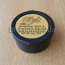Cals Universal Reel and Star Drag Grease - 1oz