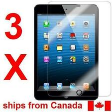 3 Pack For Apple iPad mini 1 / 2 / 3 9H Tempered Glass Protector Screen