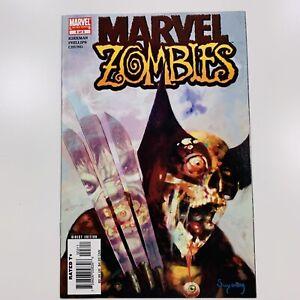 Marvel Zombies (Vol. 1) Issue 3 (2006-2007) Marvel Comics Hulk 340 Wolverine