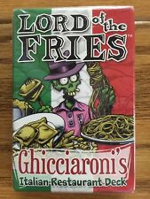 Lord of the Fries Ghicciaroni's Italian Restaurant Expansion