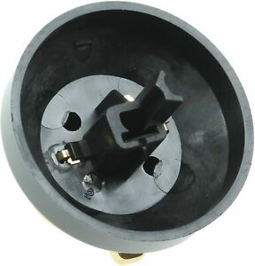 Belling G50GL Oven Knob Gas Cooker Hob Grill Flame Control Switch Black Gold