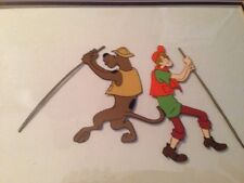 Hanna Barbera Scooby Doo & Shaggy Vintage multiple layers of cells