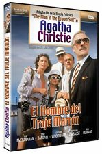 THE MAN IN THE BROWN SUIT (1989) **Dvd R2** Agatha Christie Rue McClanahan