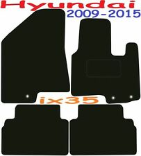 Hyundai ix35 DELUXE QUALITY Tailored mats 2009 2010 2011 2012 2013 2014 2015