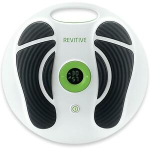 Revitive Advanced Circulation Booster Pain Relief Foot Muscle Therapy Massager