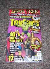 Toy Fare Magazine - MARCH 1999 METAL GEAR SQUAD - SPIDER-MAN - MICRONAUTS
