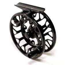 Galvan Brookie 0/1 Fly Reel - Color Black - New