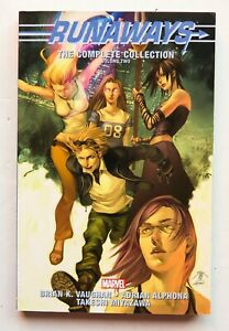 Runaways The Complete Collection Vol. 2 Marvel Graphic Novel Comic Book