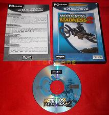 MOTOCROSS MADNESS 2 PC Versione Italiana Economica ○○○○ USATO - DJ