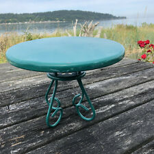 "American Girl ""KIT"" Kittredge  18"" Doll   Jade Green Patio Table"