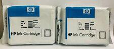 New Genuine HP 10 Black 2Pk Ink Cartridges Business Inkjet
