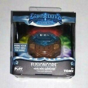 Lightseekers Awakening FusionCore Hero Mini Computer Tomy Powered by Play Fusion