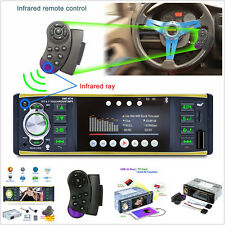 "4.1""HD In-Dash Car MP3 MP5 Player Audio Stereo Bluetooth FM Radio Remote Control"