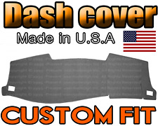 fits 2005-2010  TOYOTA  AVALON  DASH COVER MAT DASHBOARD PAD /  CHARCOAL GREY