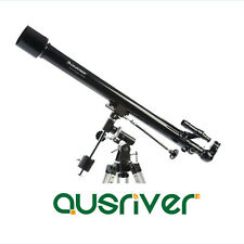 Celestron Astronomical PowerSeeker 60EQ Telescope With Tripod Easy Setup 21043