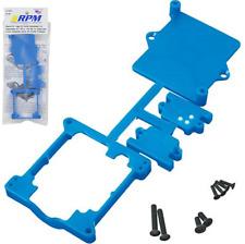 RPM73275 Blue ESC Cage Sidewinder 3: Traxxas 1/10 Slash 4x4 &2wd & Stamp