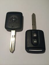 Nissan remoto clave Corte a código-Micra, Navara, Note, Patrol, Qashqai 28268AX61A