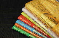 Golden Tibetan scriptures,Guanyin mantras, the six-character Mantra prayer flag
