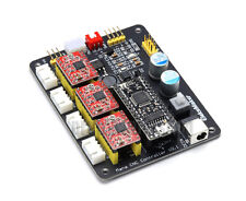 3 Axis USB Control Panel Board 12V for DIY Laser Engraving Machine GRBL Plotter