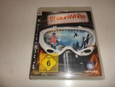 PlayStation 3 PS 3   Shaun White Snowboarding