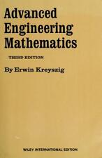 Advanced Engineering Mathematics  (NoDust) by Kreyszig, Erwin