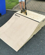 Premium Roll-In Skate Ramp Quarter Pipe, Kicker, Fly Off Free UK Delivery's