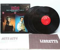 Verdi Ernani Price Bergonzi Sereni 3 LP Vinyl Record Box Opera LSC-6183 USA 1968