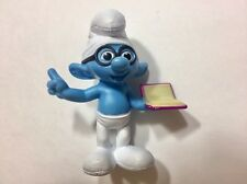 "The Smurf's ""Brainy"" Loose Figure McDonald's Happy Meal Toy 2013 Smurf 2 Movie"