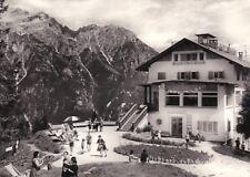 AURONZO DI CADORE: Funivia Auronzo  - Rifugio Albergo   1966