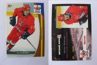 2005-06 World Sport Evgeni Malkin All star game Russian league RARE SP SSP